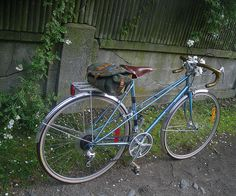 Motobecane Mirage Mixte, Modified  by Lovely Bicycle!