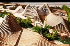 Veneto Green City Masterplan, Dolo, 2011 - MCA - Mario Cucinella Architects, LAND