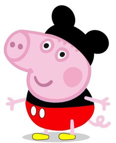 Divertidas imágenes de Peppa Pig | Imágenes para Peques