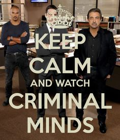 Criminal Minds Memes | Nobody has voted for this poster yet. Why don't you?