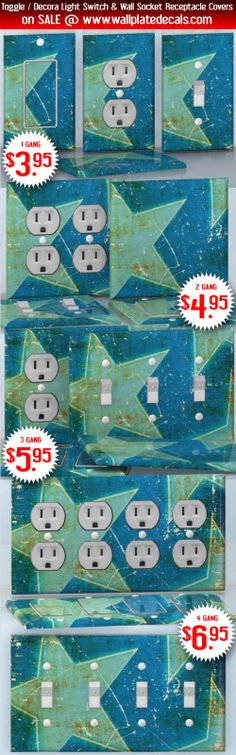 Single-Gang Blank Wall Plate Cover Sea Kids Fish Pink Decor Child Ocean Animal