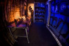 Morgue Room