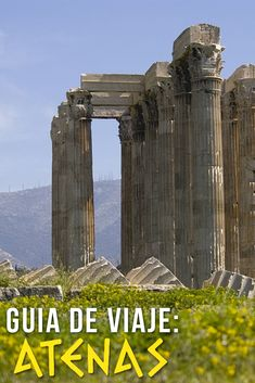 Guía de viaje de Atenas, Grecia - Travel To Blank Travel Guide