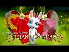 youtube sretan rođendan pjesme SRECAN RODJENDAN SLIKA CESTITKA | decembar | Pinterest youtube sretan rođendan pjesme