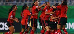 El equipo femenino de México debutó con un empate 1-1 ante Nigeria, sumando desde el arranque del Mundial Sub 20 FIFA que se realiza en Canadá.