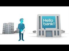 ▶ Hello bank! Animerad Bank promo video
