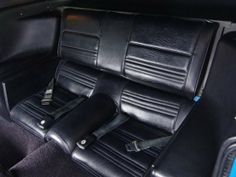 1970 Ford Mustang Boss 302 By RK Motors Interior