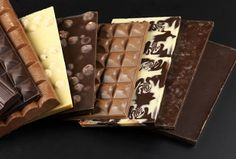#Chocolates finos: los mejores, cómo y dónde catarlos #escuelasdehosteleria #cocina