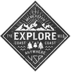 vintage #badge #logo