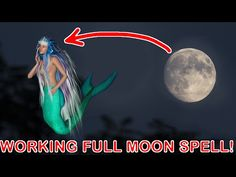 Today on the Official Mermaid Channel, we'll again teach you a proven, tested and working safe way to become a mermaid. Vintage Mermaid, Mermaid Art, Mermaid Paintings, Real Spells, Magic Spells, Mermaid Spells, Minions, Full Moon Spells, Mako Mermaids