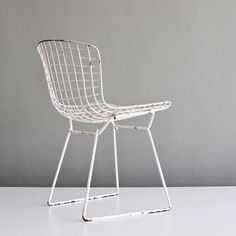Bertoia Rustic Side Chair design inspiration