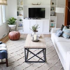 Redecorating Living Room On A Budget. 20 Redecorating Living Room On A Budget. Family Room Ideas On A Bud Living Room On A Budget, Living Room Remodel, Living Room Interior, Living Room Decor, Dining Room, Living Room Without Fireplace, Small Kitchen Renovations, Kitchen Remodelling, Living Room Shelves