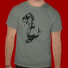 Shop Erotic Death T-Shirt created by Personalize it with photos & text or purchase as is! Tattoo T Shirts, Erotic, Death, Ink, Mens Tops, Shopping, Fashion, Moda, Fashion Styles