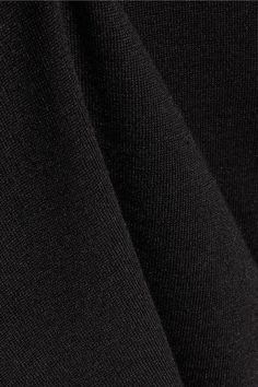 Chloé - Wool, Silk And Cashmere-blend Turtleneck Sweater - Black - x small