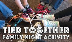 Adelle is back with another Family Night lesson for you! It includes not only the lesson, but an activity and treat idea, too!