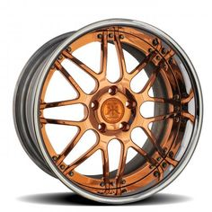 by Rennen Forged wheels