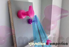 OMNIS ART aktivnosti - Uradi sam   OMNIS ART - handmade - soap hanger idea by Lidija #recycle #reuse #diy