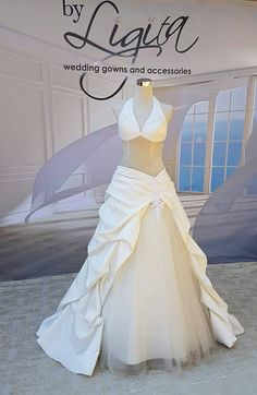 "Based in Kempton Park, Johannesburg, By Ligita is a Bridal Couture Boutique with several ranges of Wedding Gowns and Dresses including ""Aurora"" from Nicole Spose. Wedding Gowns, Couture, Boutique, Bridal, Accessories, Collection, Fashion, Haute Couture, High Fashion"