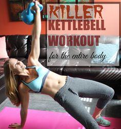 If you told me I could only have one tool in my fitness arsenal, I'd probably choose the kettlebell. Closely followed by TRX, then bands, barbells, and dumbbells. But yes, the kettlebell would be first on that list. It's such a versatile tool that can be the vessel to perform a wide variety of workouts. In …