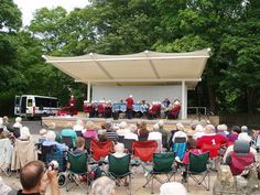 Keynsham Town Council - Bandstand Events
