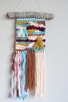 Tejido/tejido colgante de pared / tapiz