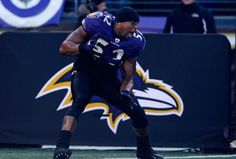 Ray Lewis at M Bank Stadium