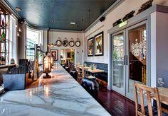 Contemporary Restaurant and Pub Decor by DV8 Designs unique vision gastro pub dv8 designs