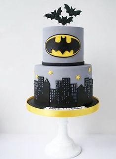 Batman Birthday Cake | Sugar Wheat Bake Shop