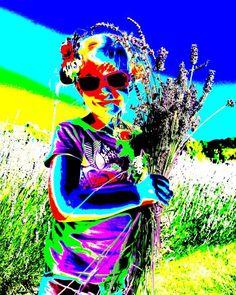 Cosmic Lavender DAZE!
