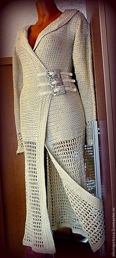 Верхняя одежда ручной работы. Ярмарка Мастеров - ручная работа Пальто Летнее 2. Handmade.