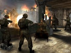 call of duty         2  (big red one)
