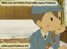 Little Layton Problems