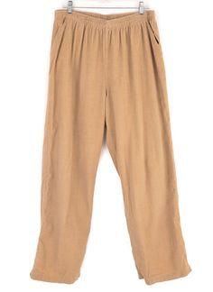 Cappagallo Tan Corduroy Pants Size XL | ClosetDash #fashion #style #pants