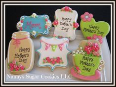 Image result for mothers day cookies