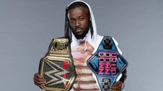 After a long and hard journey to the top, we look at a few lesser-known things about WWE Champion and a member of The New Day, Kofi Kingston. Wrestling Superstars, Wrestling News, Lilian Garcia, Black Wrestlers, Wrestlemania 35, Put Things Into Perspective, Strong Character, Wwe World