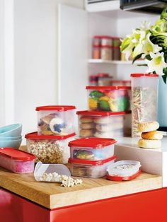 What does your pantry look like? Do you need some Tupperware? Tupperware, Pantry, Tableware, Pantry Room, Butler Pantry, Dinnerware, Larder Storage, Tablewares, Tub
