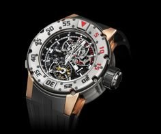 Richard Mille 025 Chronograph Diver's , Richard Mille Timepieces and Luxury Watches on Presentwatch
