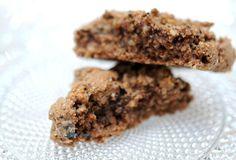 Cookies aux amandes, chocolat noir et raisins secs - MakanaiMakanai