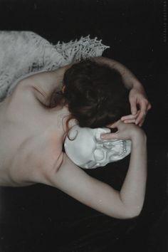Anatomy Of Dying by NataliaDrepina.deviantart.com on @DeviantArt