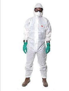 comprar Hzpkc1-16 ropa protectora sombrero blanco ropa de protección  desechable aislamiento transpirable ropa de 62a0247e3e4