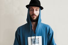 Stéphane Ashpool Founder and Creative Director of Pigalle