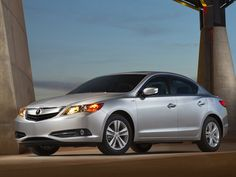 The All-New 2013 Acura ILX - Gateway to the Acura Brand #Acura #ILX
