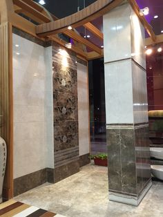Taif Al Raki showroom.