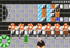 Super Mario Maker | Boss Fight Timer