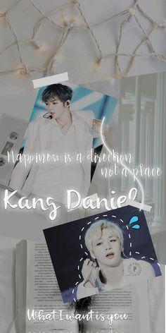 Wallpaper/Lockscreen/etc. Kang Daniel Wanna One.  Rasio ➡ 18:9  © @piscesoon_ [Twitter]
