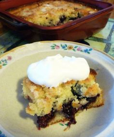 Blackberry Cobbler - This recipe is fantastic!  I made it today!  If you don't have self-rising flour, just use all purpose flour and add 1 1/2 teaspoons of baking powder and a 1/2 teaspoon of salt to each cup of all purpose flour.