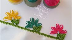 Gull, Crochet Earrings, Crochet Clothes