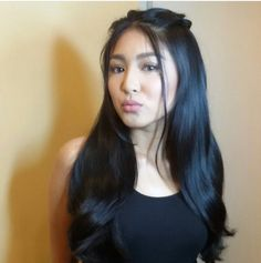 Filipina Actress, Liza Soberano, Nadine Lustre, Jadine, Best Actress, Philippines, Curly Hair Styles, Celebrity, Singer