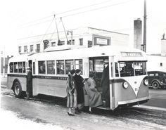 History: Transit System Collection; Milwaukee County Historical Society. #Wisconsin #history