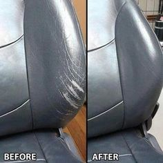 Leather Repair Cream : Is your sofa looking a little worn down? Is your car upholstery beat and torn? This handy and easy to use Leather Repair Cream will repairs cracks, cuts, burns, and tears on ANY leather & vinyl surfaces. Get it today for OFF!